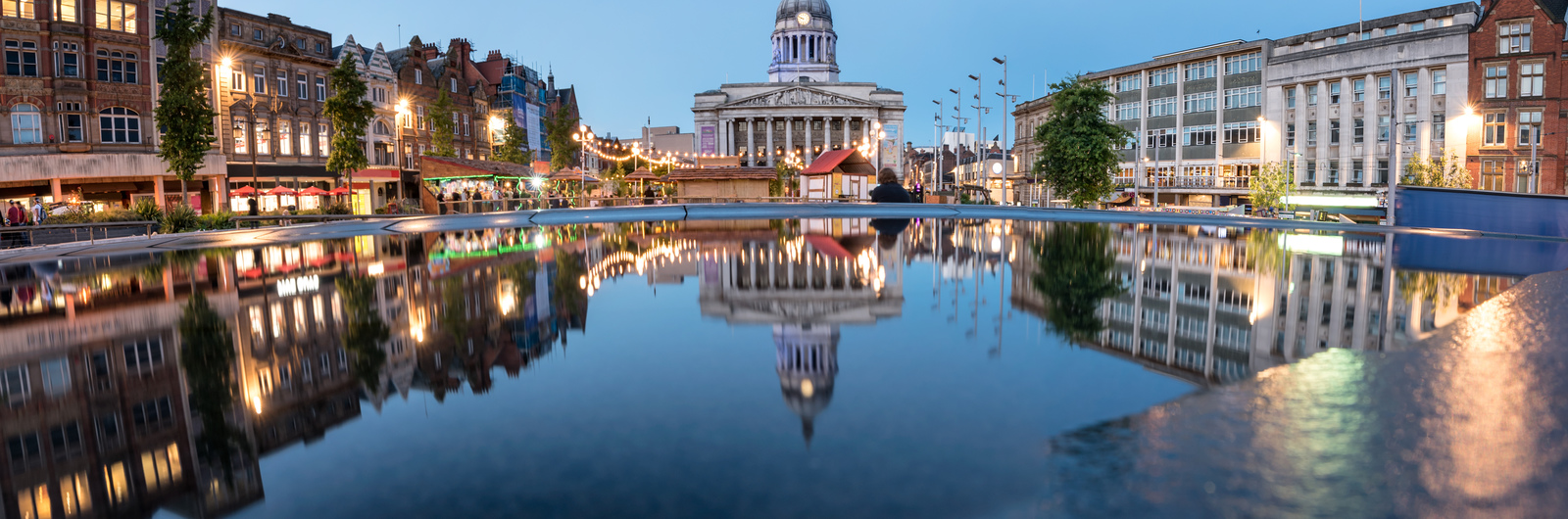 nottingham city header