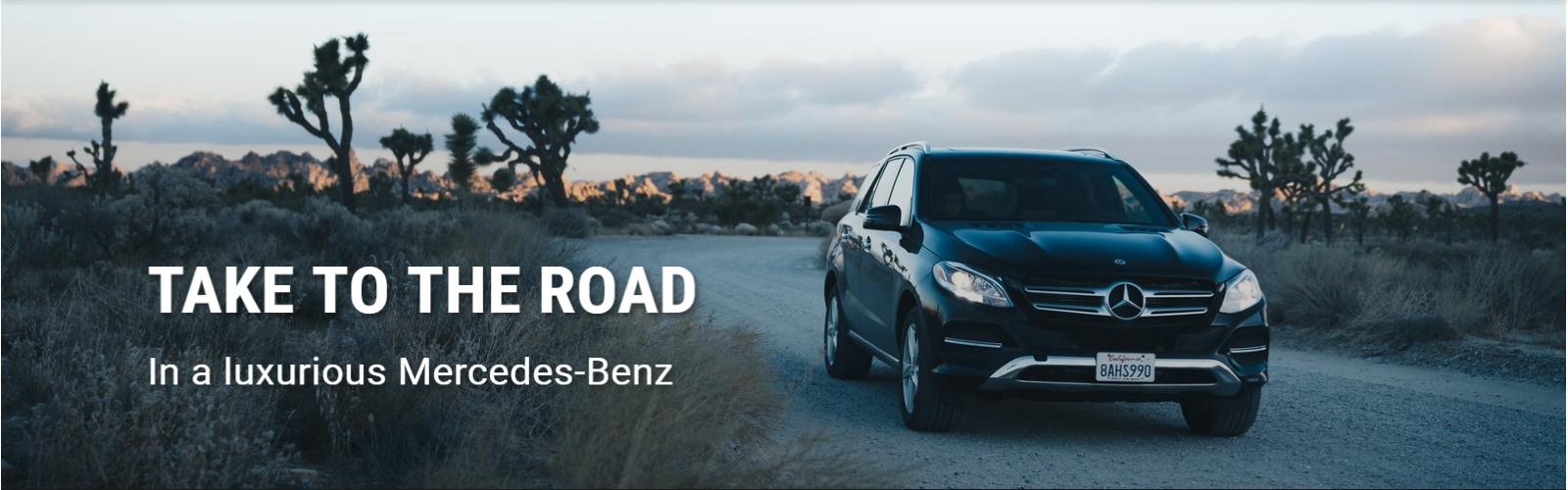 Mercedes Benz Hero UAE Leasing