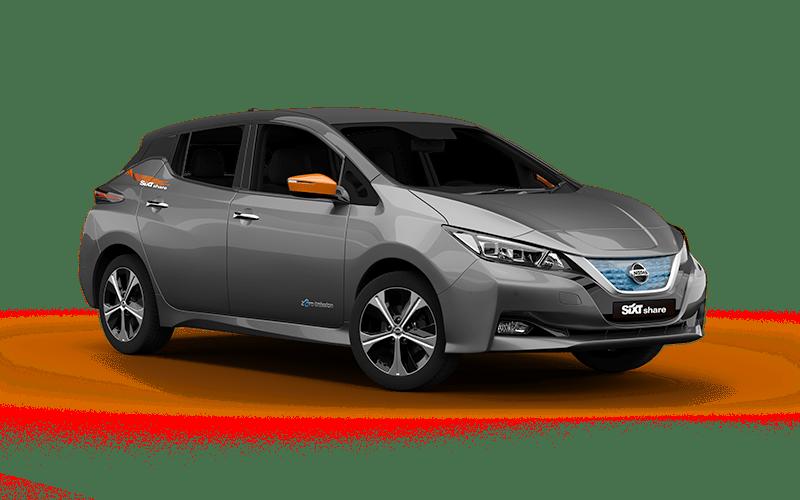 Nissan Leaf v.l. EDIT