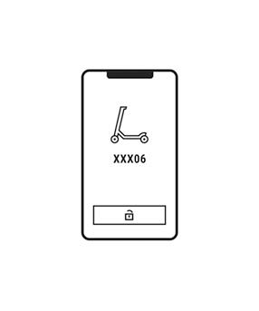 Scooter starten 285