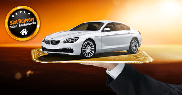 Sixt Delivery Zustellung Abholung 620