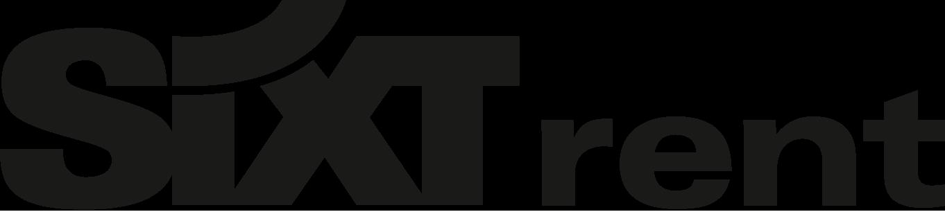 Sixt rent logo