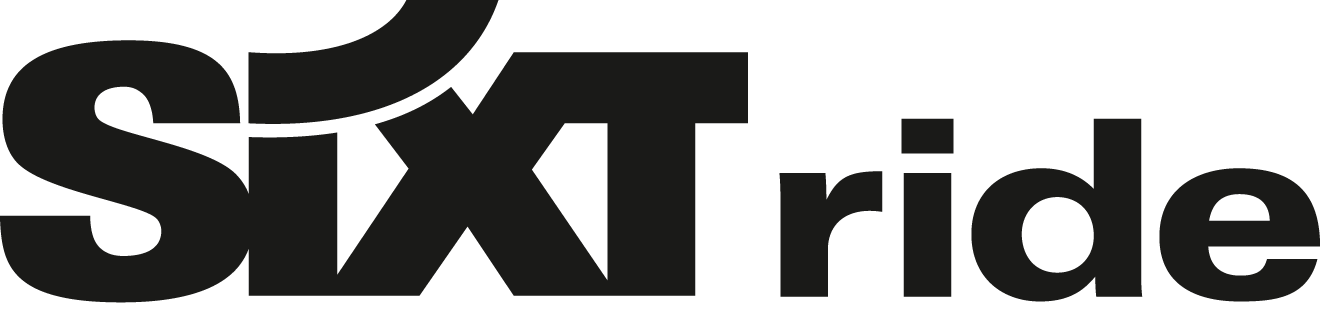 Sixt ride logo