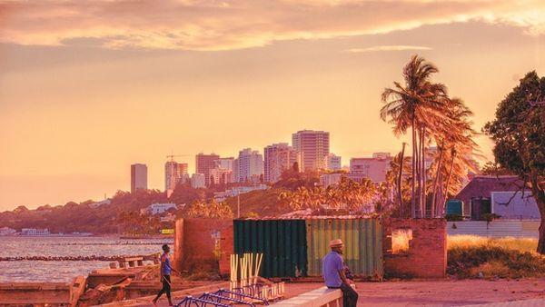 mozambique side