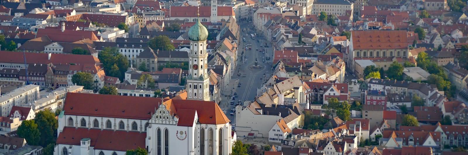 augsburg city header