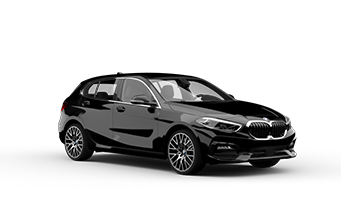 bmw 1 hatch 5d 2019 blk