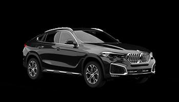 bmw x6 5d schwarz 2020