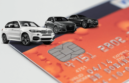car hire with a uk debit card sixt