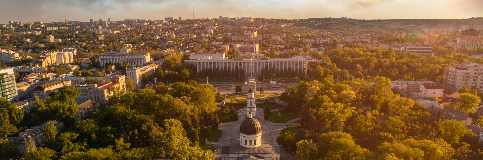 chisinau city header