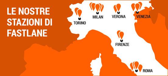 noleggio contactless Italia