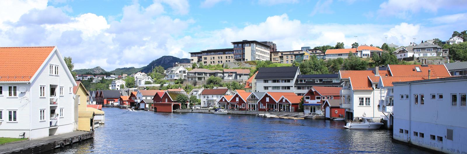 flekkefjord city header
