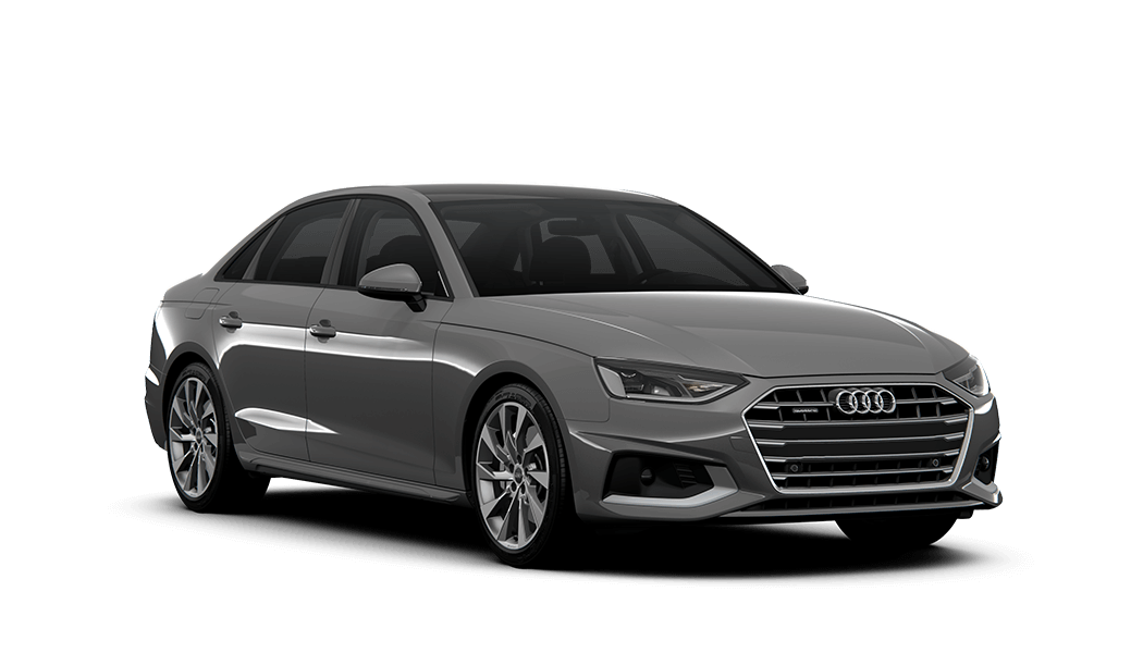 audi a4 sedan grey 2020