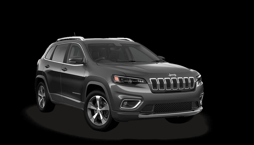 jeep cherokee 5d grau 2018
