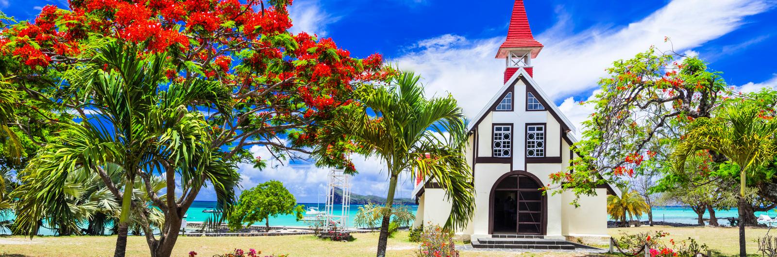 mauritius city header