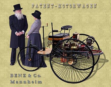 patent motor car 3666748 340