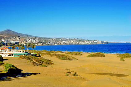 playa del ingles regionpage