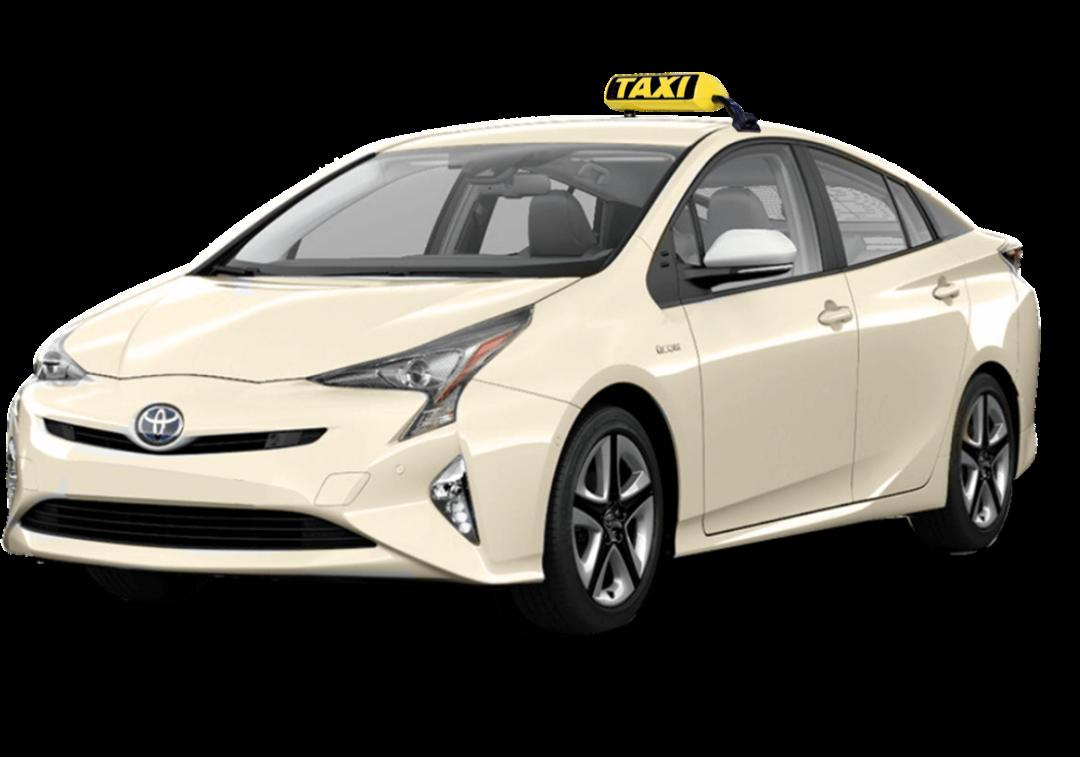 prius mydriver taxi transparent