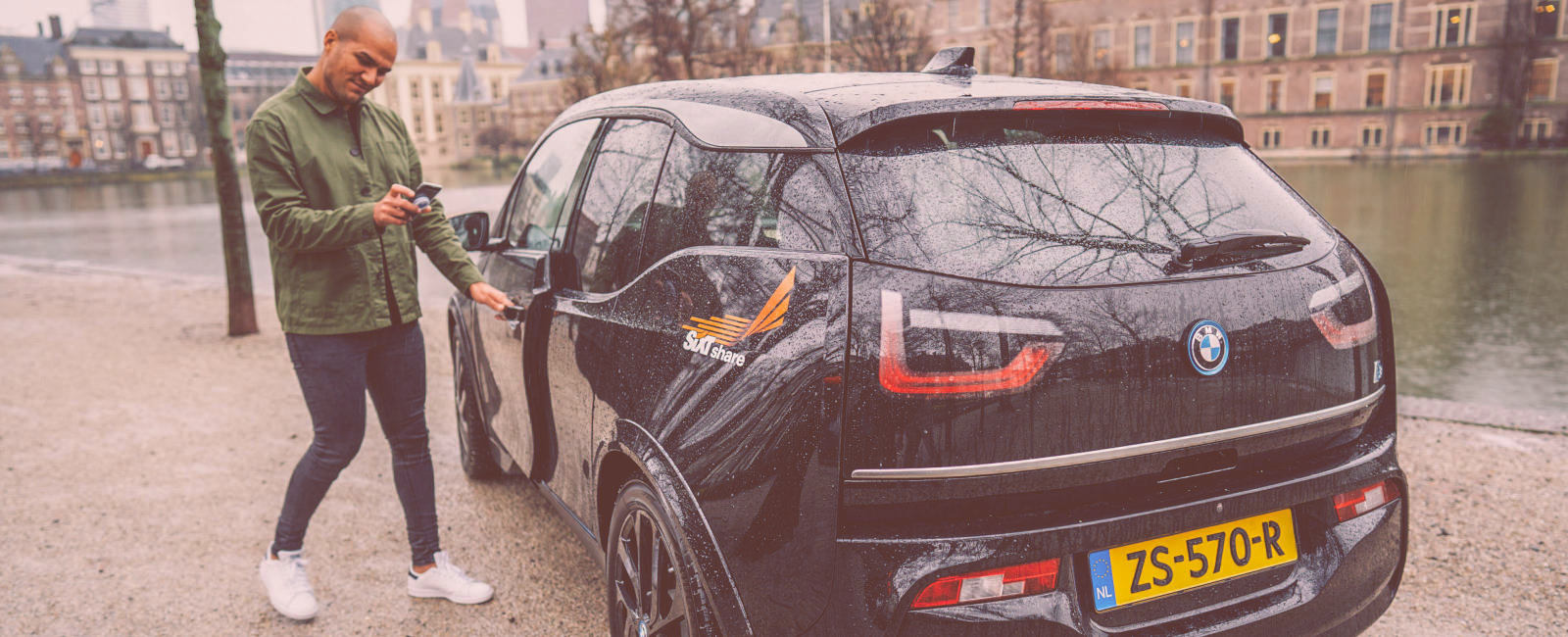 sixt share carsharing den haag 1