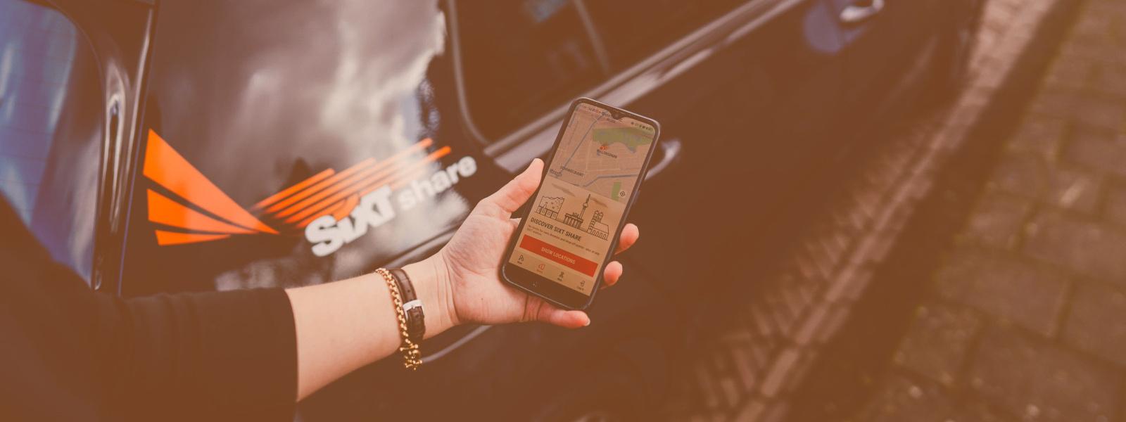 sixt share carsharing tarieven 1