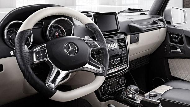 Mercedes Benz G Class Rental Own The Road