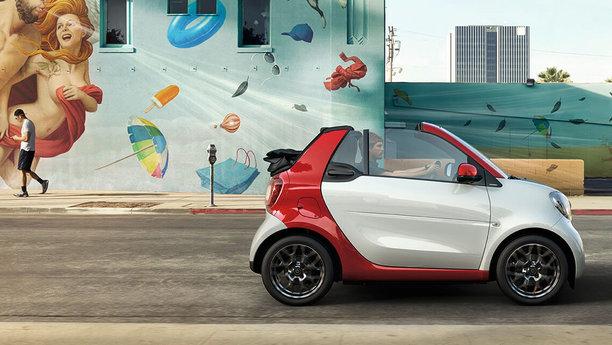 Smart Car Rental >> Rent A Smart Car Sixt Rent A Car