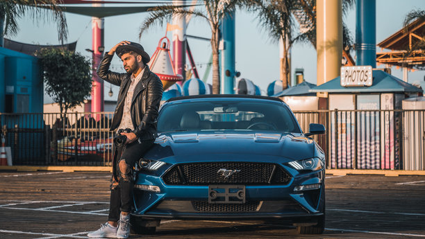 Guaranteed Ford Mustang Rental | Coupe & Convertible | SIXT