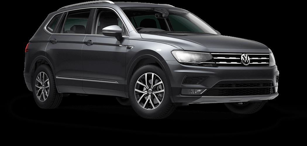 vw tiguan allspace 5d grau 2019 carsharing